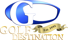 Golf Destination Retina Logo